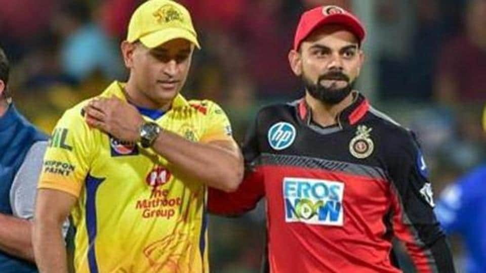 Make the time table of ipl  photo rcb player