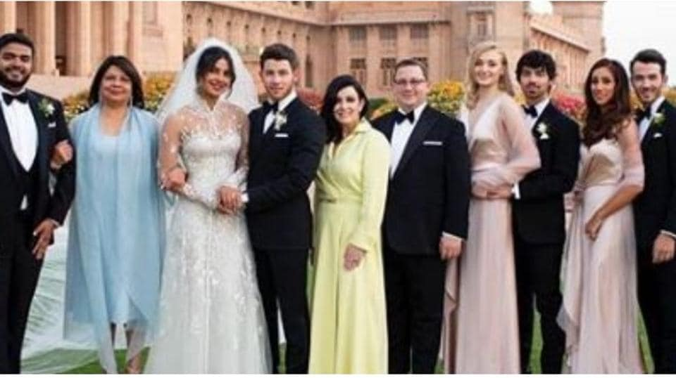 Priyanka Chopra's in-laws reveal new details about her wedding with Nick Jonas, mother Denise says photos didn't do it justice