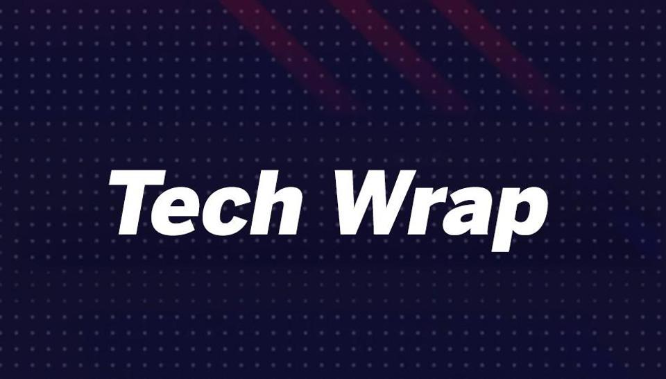 Tech news this week.