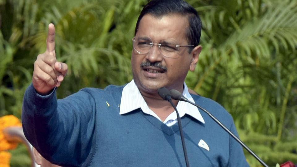 AAP rally cancelled by Delhi Police, says Arvind Kejriwal; blames BJP