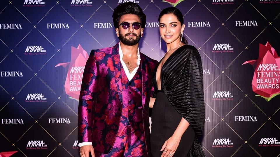 Ranveer Singh,Deepika Padukone,Zee Cine Awards