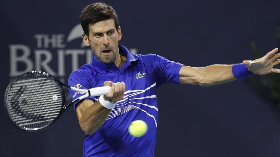 ATP Tour: Djokovic brushes past Tomic at Miami Open