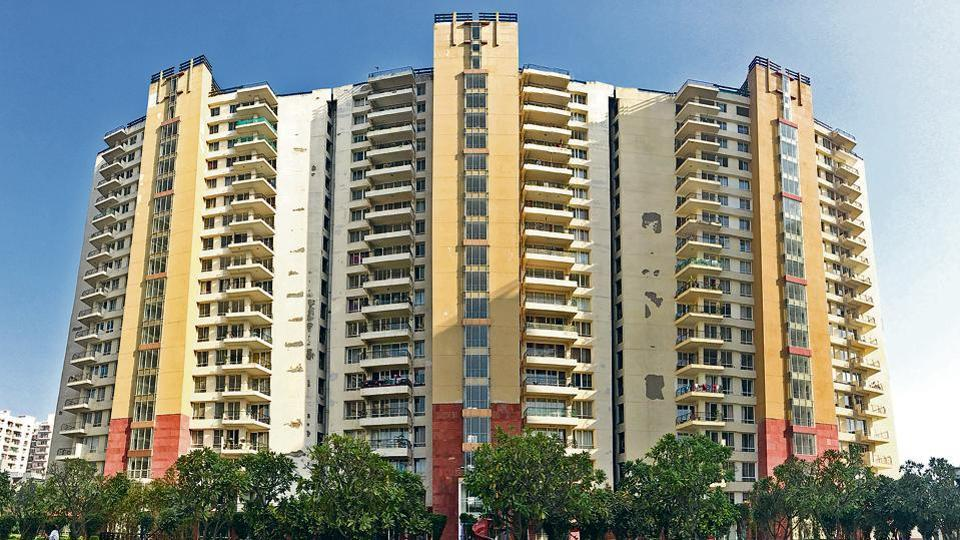 Unitech Harmony is a housing complex located in sector-50 near Nirwana country, in Gurugram