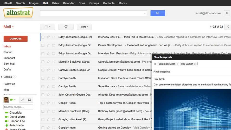Gmail is dropping some IFTTT features starting March 31