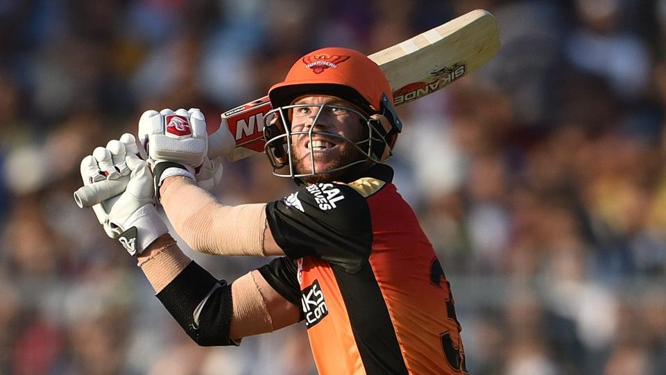 David Warner scores 85 on IPL return for Sunrisers Hyderabad