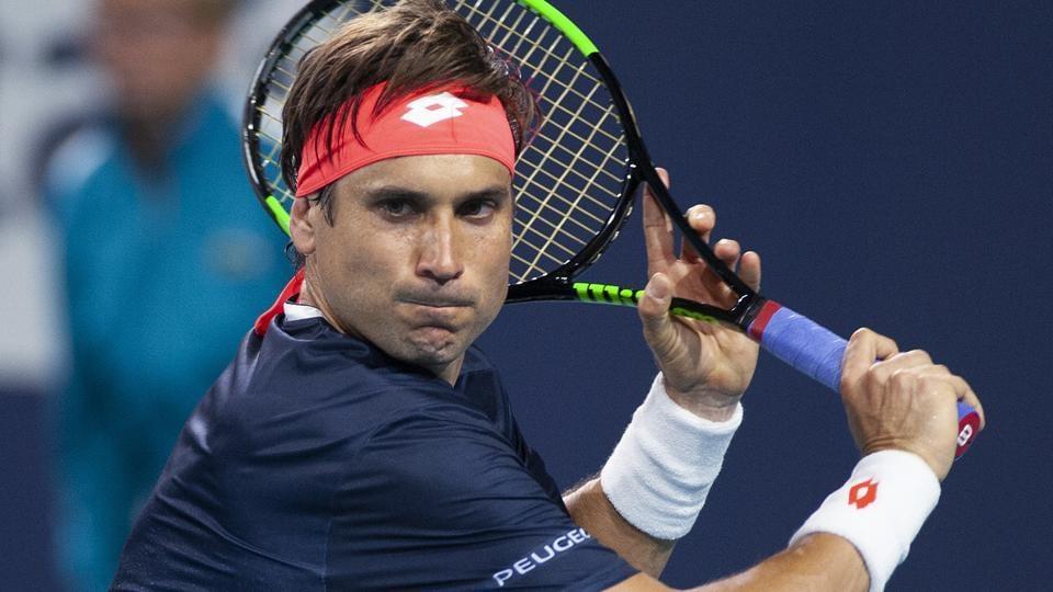 David Ferrer,Alexander Zverev,Roger Federer
