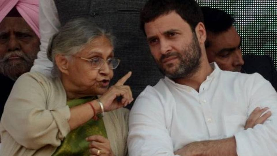 The AAP has been insisting on a 5:2 seat distribution (five for AAP and two for Congress), but the Congress has stuck to its demand for a 3:3:1 seat sharing arrangement (three for AAP, three for Congress and one for an independent).