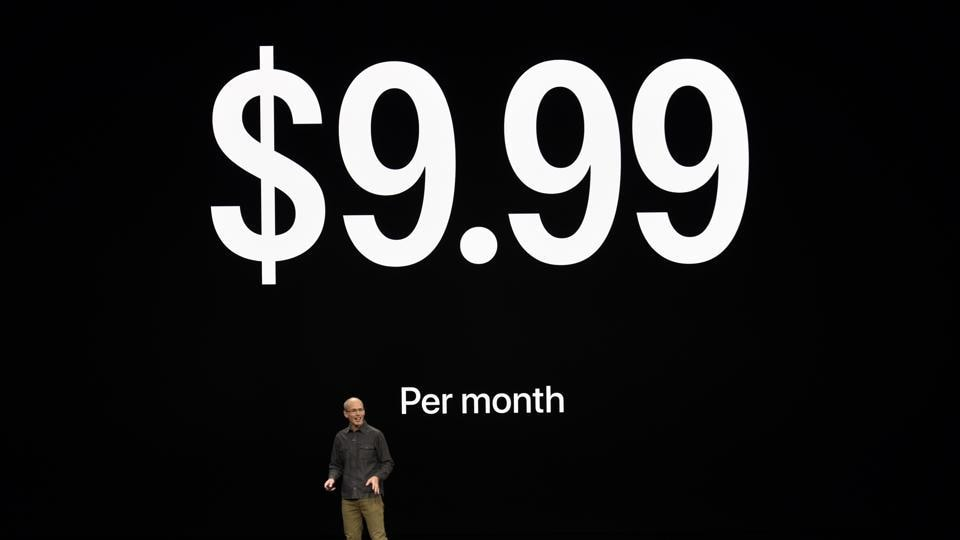 Apple is launching subscription service for mobile and desktop games