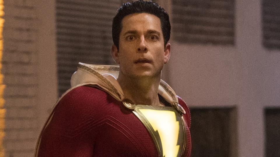 Movie Poster 2019: Shazam Review Roundup: DC's Latest Superhero Ties Wonder