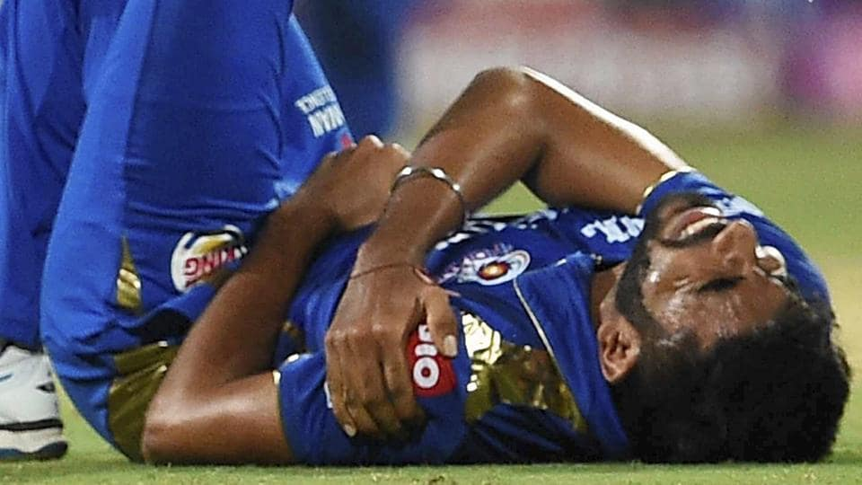 IPL 2019:Jasprit Bumrah injury 'nothing serious', pacer likely to play next game