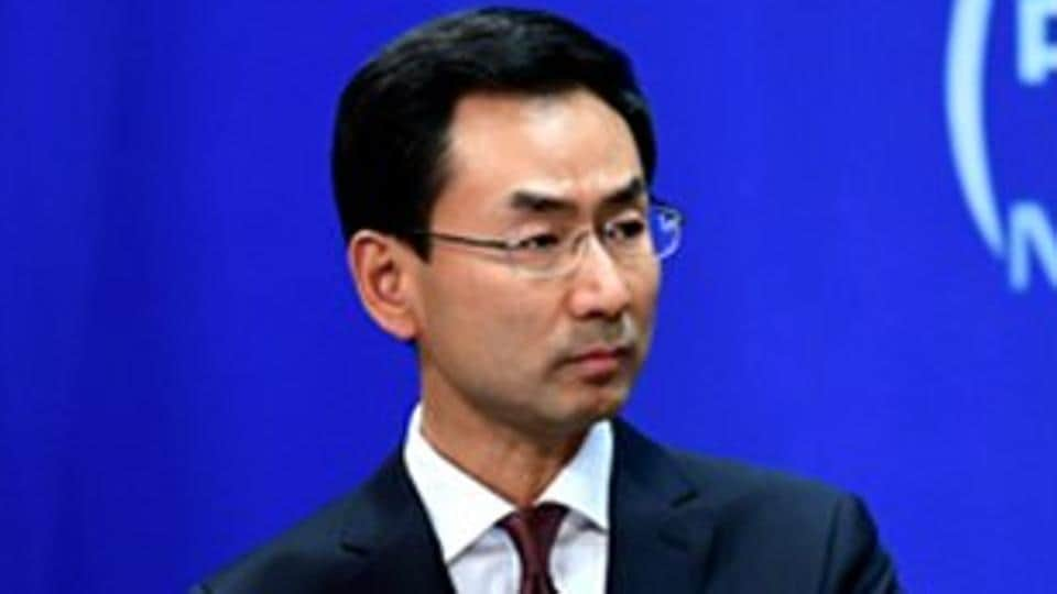 Chinese foreign ministry spokesperson Geng Shuang rejected a USState Department report pointing out that China has not allowed free access to Tibet to its officials including envoy to the country.