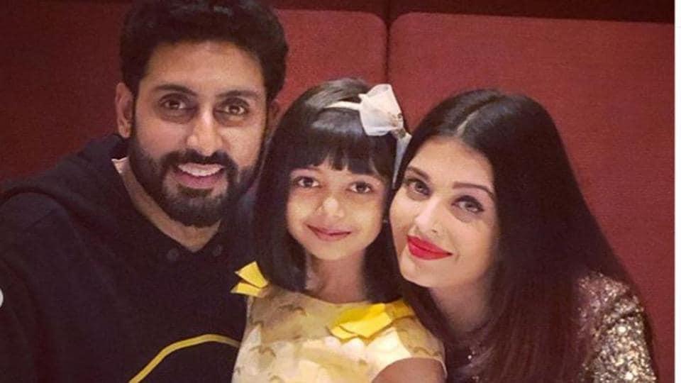 Aishwarya, Abhishek Bachchan return from their Goa vacation with daughter  Aaradhya. See pics, video | Hindustan Times
