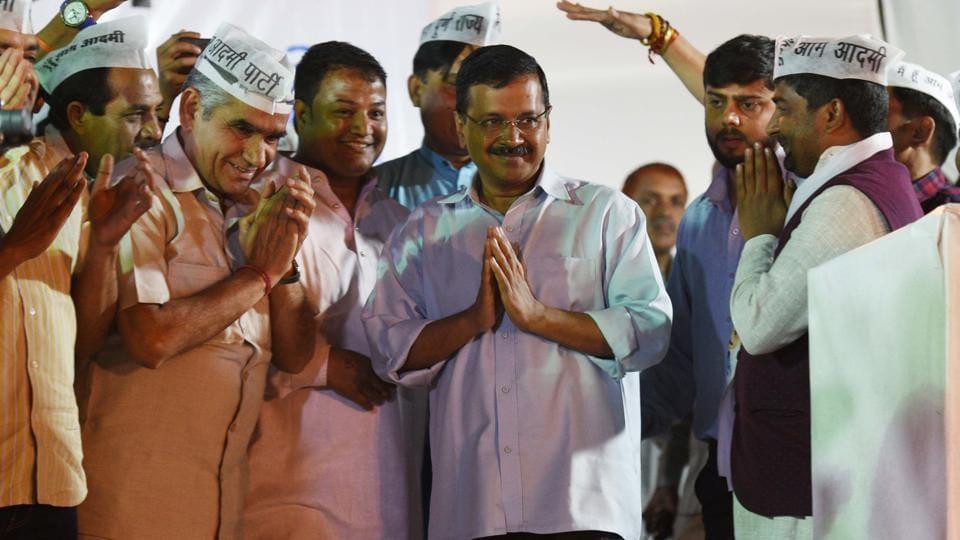 lok sabha elections 2019,arvind kejriwal,delhi CM kejriwal