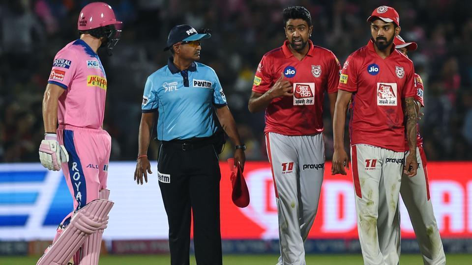 IPL 2019,Jos Buttler,Ravichandran Ashwin