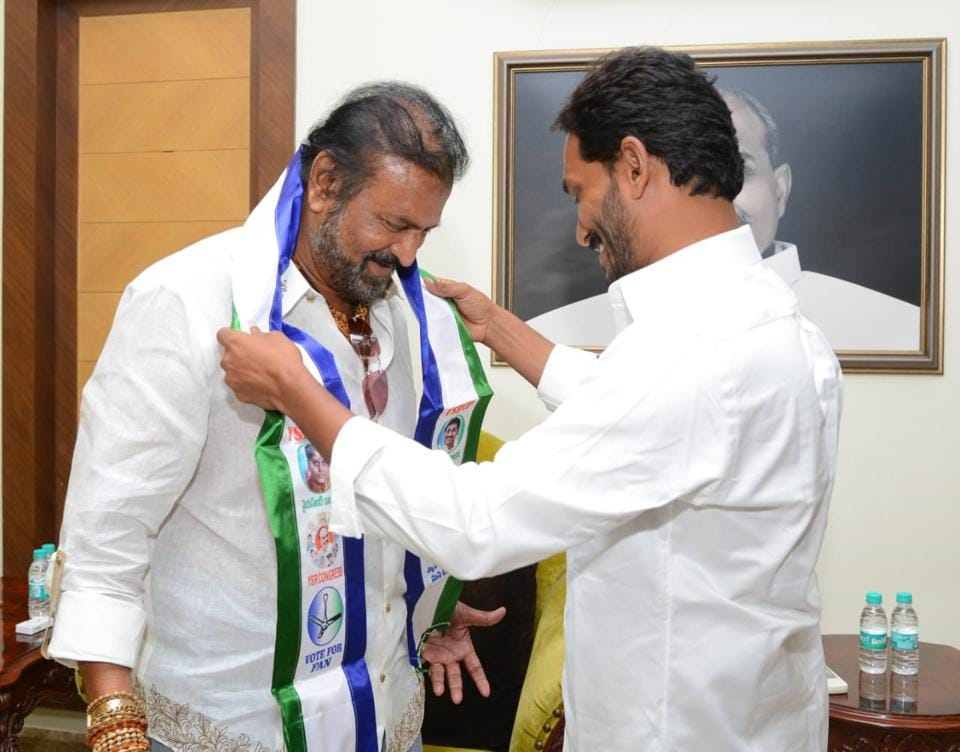 Immediately After Political Comeback, Mohan Babu Gets One Year Jail