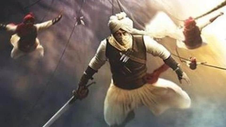 Ajay Devgn,Taanaji: The Unsung Warrior,Tanhaji: The Unsung warrior