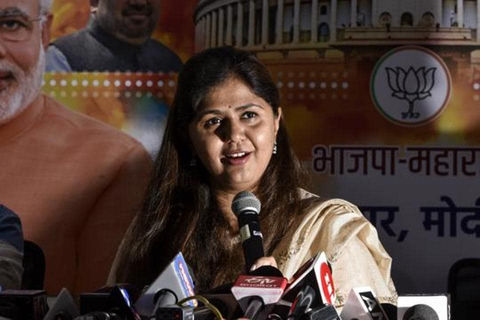 Pankaja, daughter of late Gopinath Munde, aimed at Rahul in response to several Congress leaders questioning the Balakot airstrike.