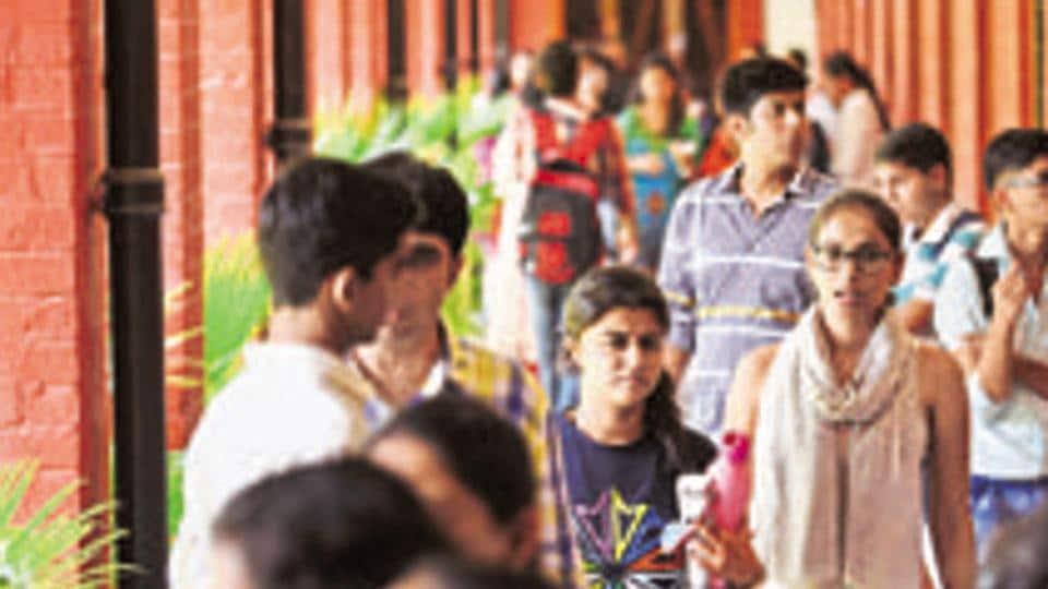 Delhi University,academic session 2019-20,curriculum