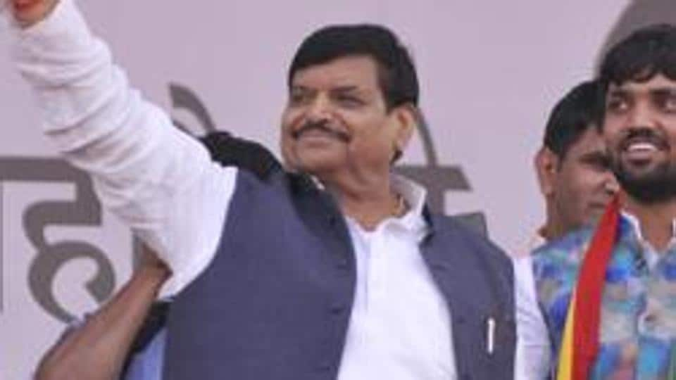 Pragatisheel Samajwadi Party-Lohia (PSP-L) chief Shivpal Singh Yadav.