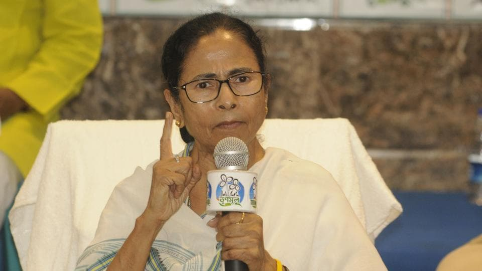 She highlighted the successes of her pet projects such as Kanyashree (girlchild welfare project) and social security scheme for unorganised sector workers.