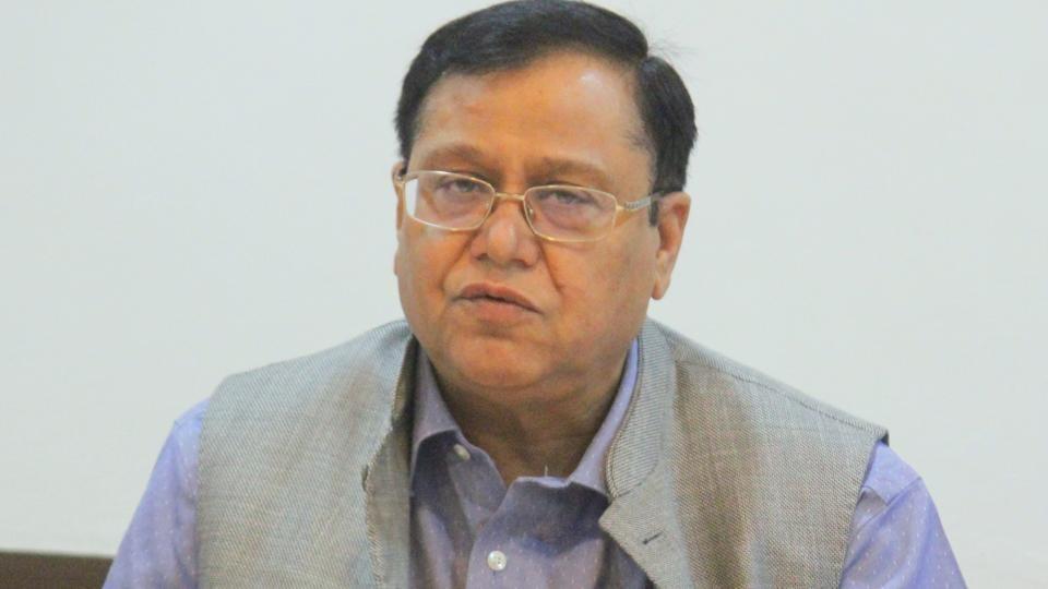 VK Saraswat, former director general of DRDO