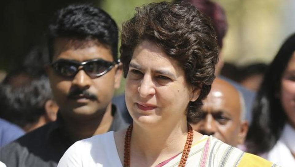 Priyanka Gandhi said Rahul Gandhi had also  tasked her with formation of a Congress government in the state after the next assembly election due in 2022.