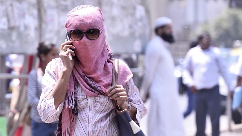 The city had recorded 39.5 degrees Celsius on Tuesday and 40.3 degrees Celsius on Monday, one of the highest day temperatures in 11 years in March.