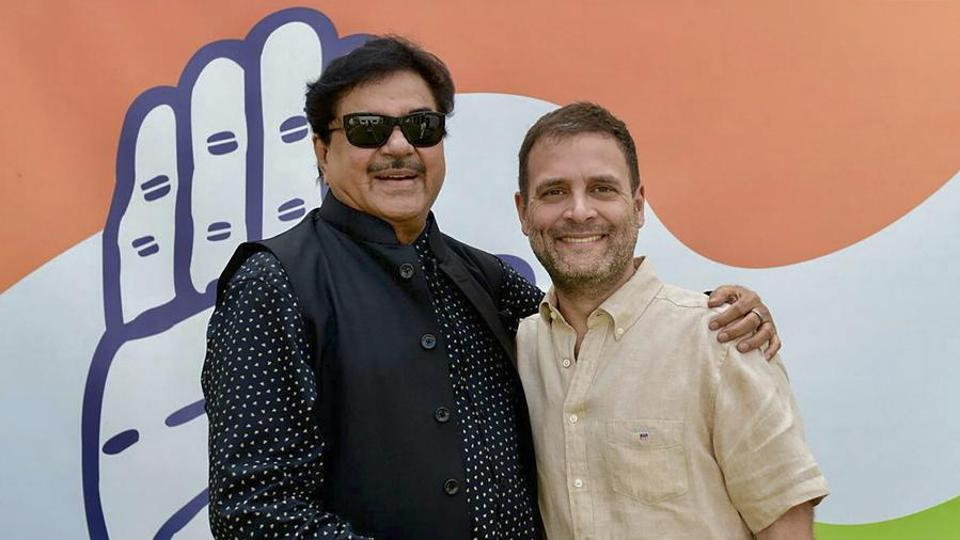 The hitch in the Mahagathbandhan (grand alliance) apparently also delayed the induction of rebel Bharatiya Janata Party (BJP) leader Shatrughan Sinha in the Congress.