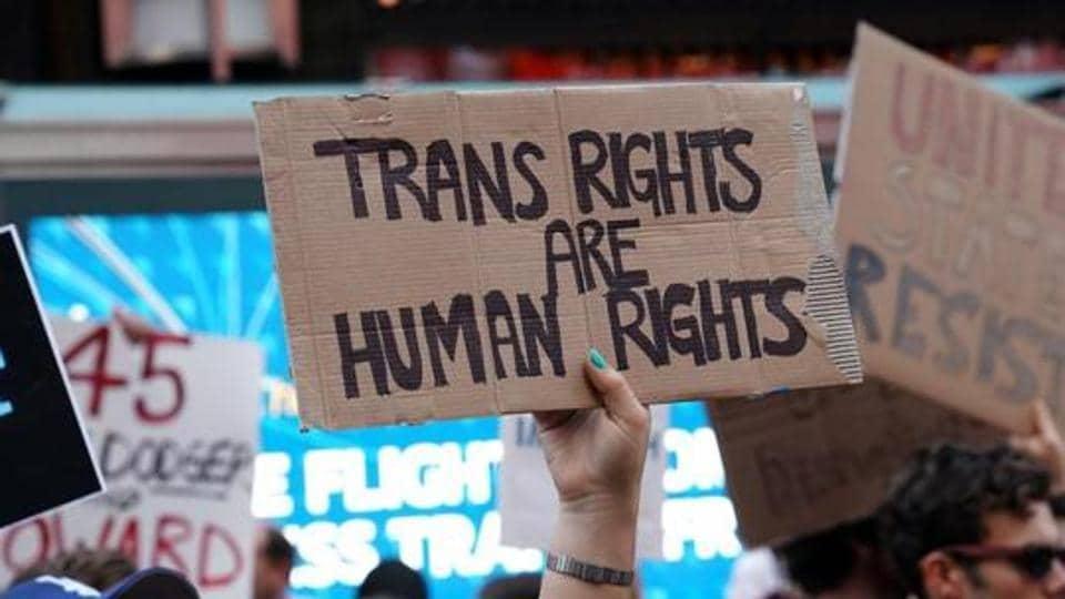 trans woman model,gender discrimination,hotel