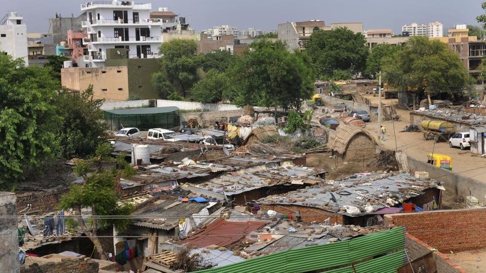 kant enclave,resident,demolition notice