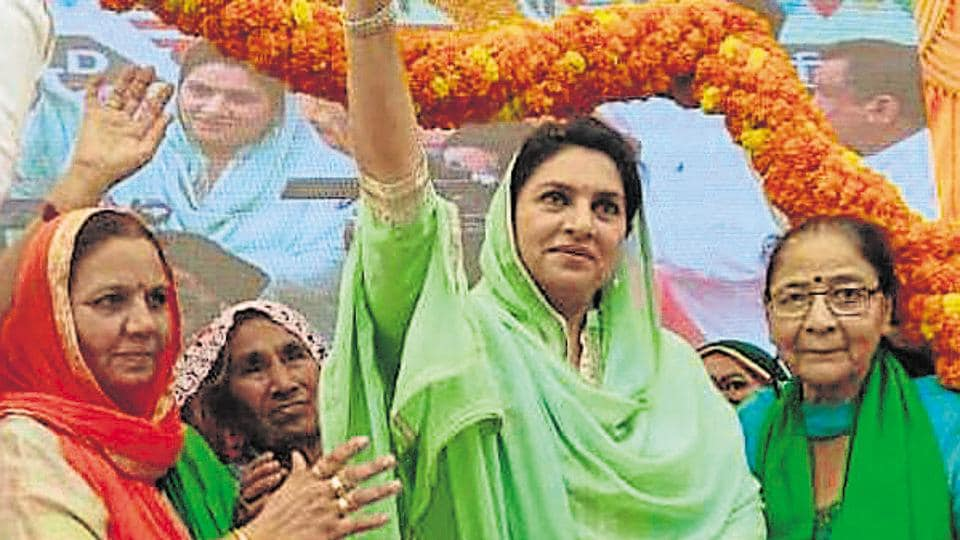 Dabwali MLA Naina Chautala and three other INLD lawmakers have been issued notices by Haryana Assembly speaker.