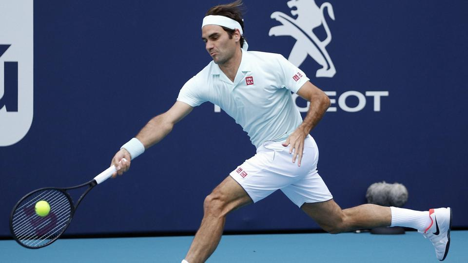 Roger Federer,Kevin Anderson,Miami Open