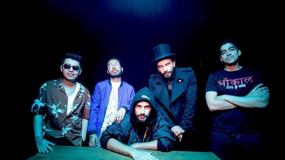 Ranveer Singh announces new record label, IncInk.