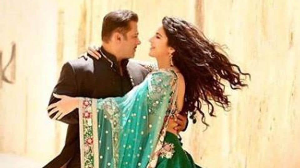 Salman Khan and Katrina Kaif star in Bharat.