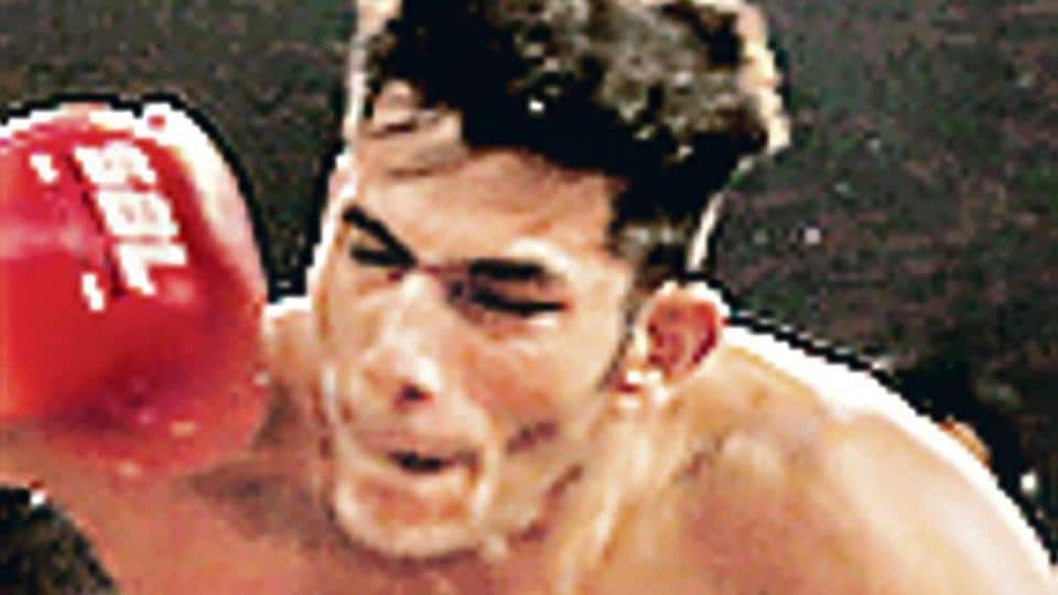 Amitesh Chaubey, 28, was an aspiring actor and professional mixed martial art (MMA) fighter.