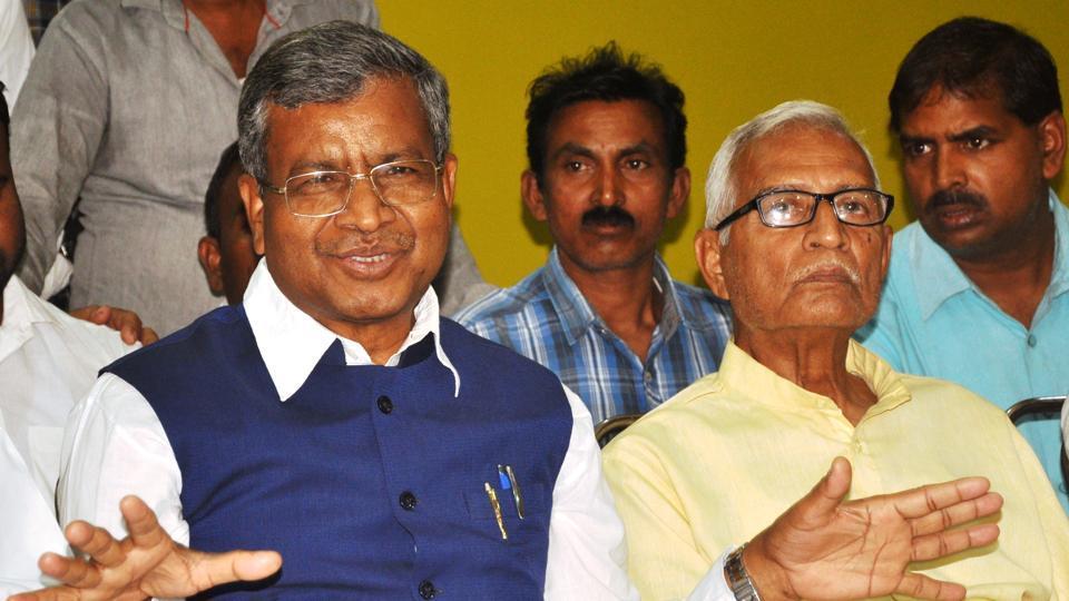 Babulal marandi,JMM,alliances