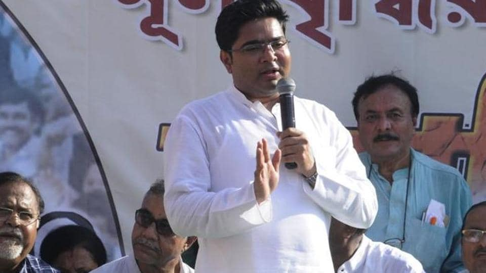 Trinamool MP Abhishek Banerjee is Chief Minister Mamata Banerjee's nephew.
