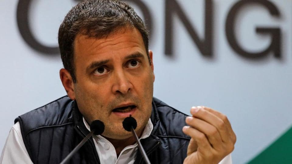 Amid uncertainty over Congress president Rahul Gandhi's second seat in south India, Kerala PCC president Mullapally Ramachandran on Friday said certain forces were enacting a drama in New Delhi to dissuade the party chief from contesting from the north Kerala constituency of Wayanad.