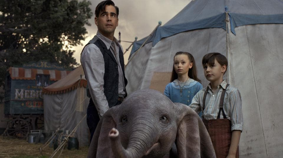 Dumbo movie review: Burton's version, while building on the same premise of a baby elephant who is separated from his mother, adds several needless new bits to the story.