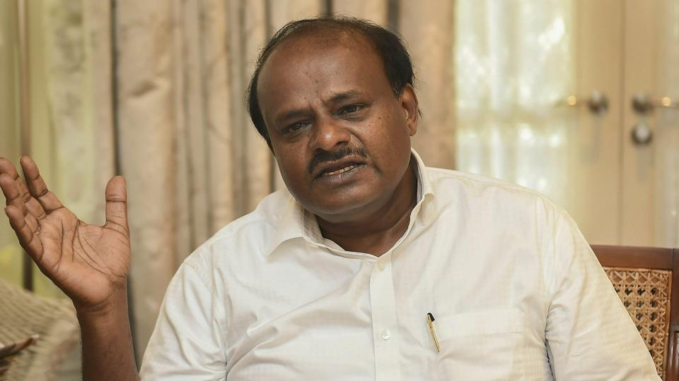 A faculty member of Mount Carmel English High School in Bengaluru was sacked after its question paper for class 8 students asked if a farmer's friend was an earthworm or Chief Minister H.D. Kumaraswamy or BJP leader B.S. Yeddyurappa, an official said on Thursday.
