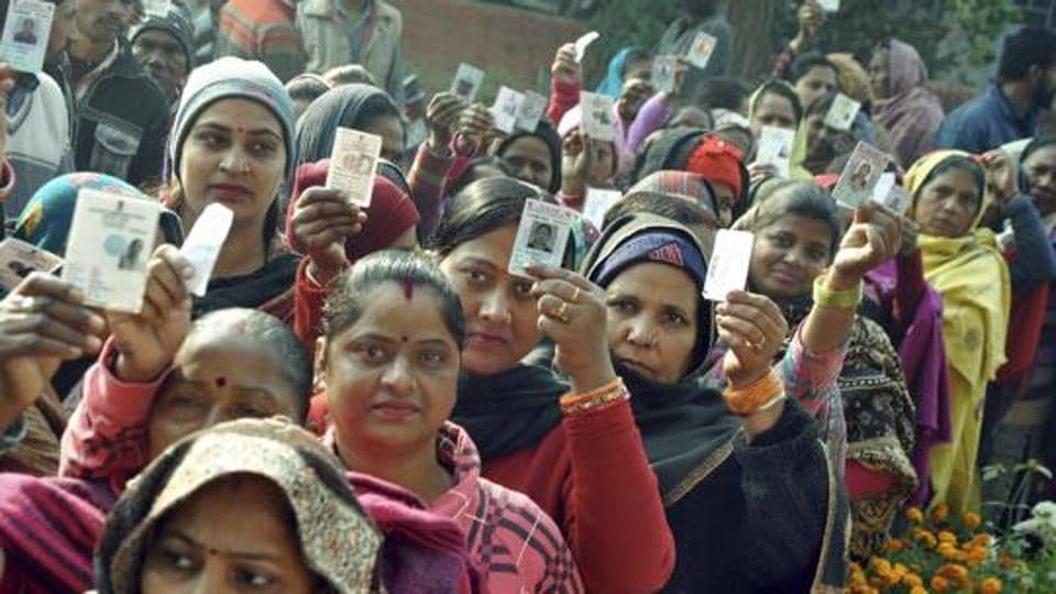 For the first time, nearly 300 polling stations in Manipur will be manned by only women personnel during the coming Lok Sabha polls to two constituencies in the state.