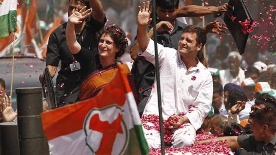 Asked about Priyanka Gandhi contesting the election, the Congress chief said candidate selection is an ongoing process and the party has announced over 300 candidates so far.