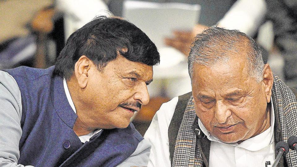 Mulayam Singh Yadav,Shivpal Yadav,Lok Sabha elections 2019