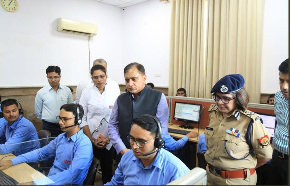 UP police have launched  a major exercise to take on spread of fake news during elections.