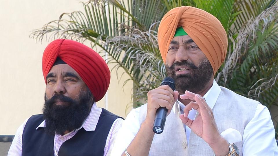 Lok Sabha election,Punjab,Punjab Democratic Alliance