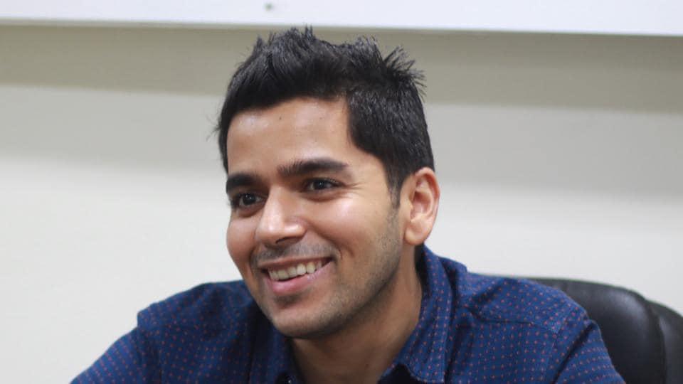 Piyush Jain, co-founder, CEO ImpactGuru.com
