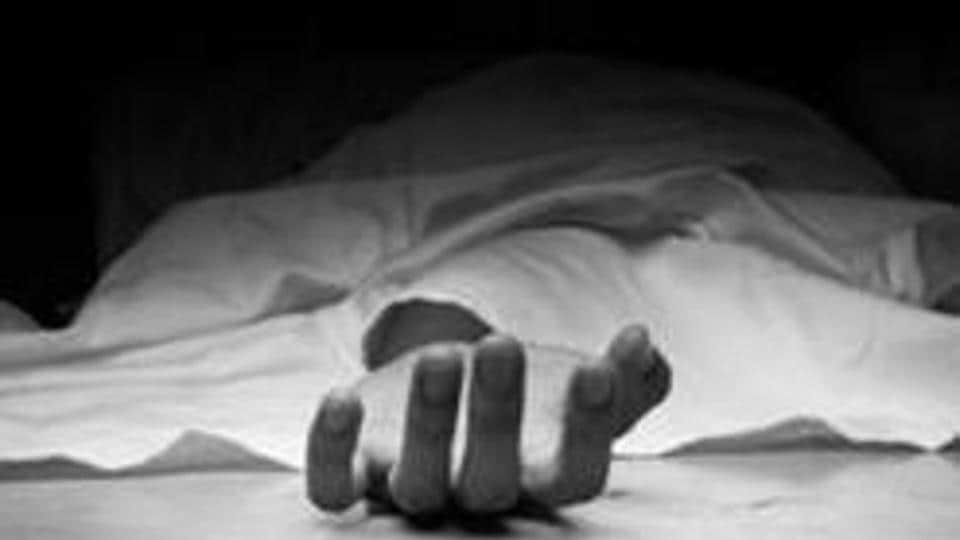 The dead woman's cousin told the police that she was already dead when he reached her in-law's house and the body was being taken for cremation without informing anyone.