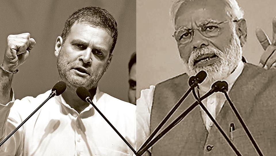 For anyone observing Indian politics in general, and the Lok Sabha elections in particular, it would be clear that the two principal national parties — the Bharatiya Janata Party and the Congress — are not really debating the same issues