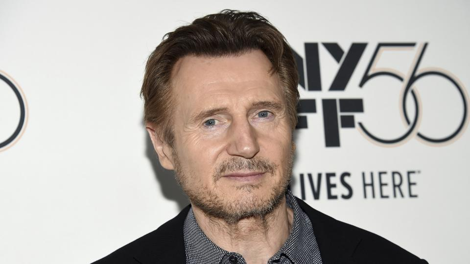 Liam Neeson,Liam Neeson Apology,Liam Neeson Racism