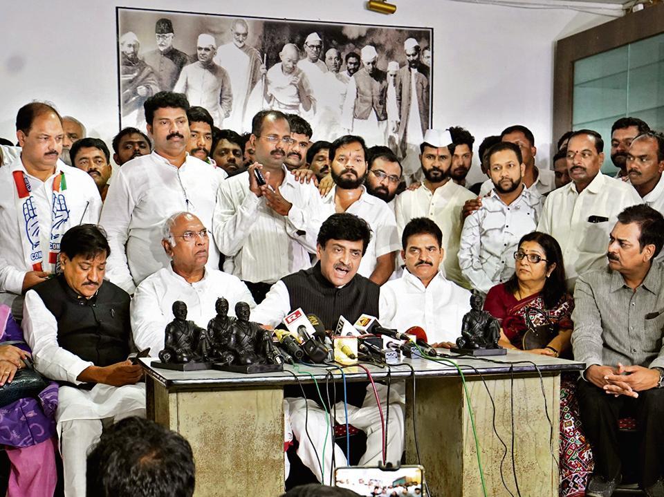 Congress,Maharashtra politics,Maharashtra Lok Sabha election